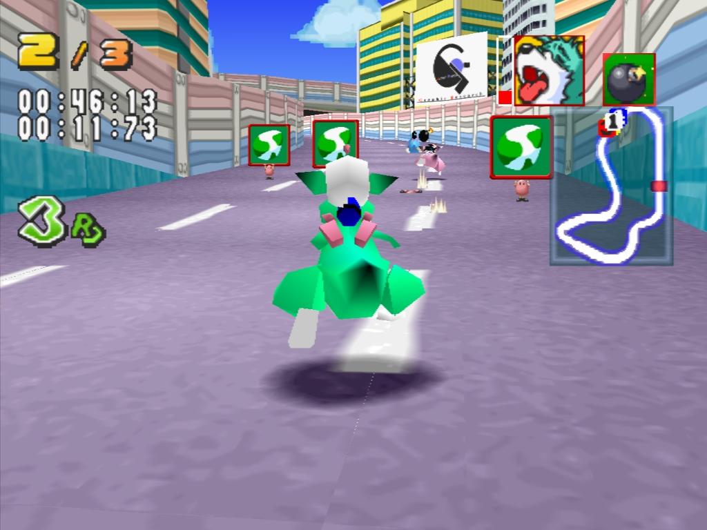 Image result for Bomberman Fantasy Race